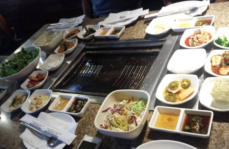 Koreatown Los Angeles Korean Barbecue