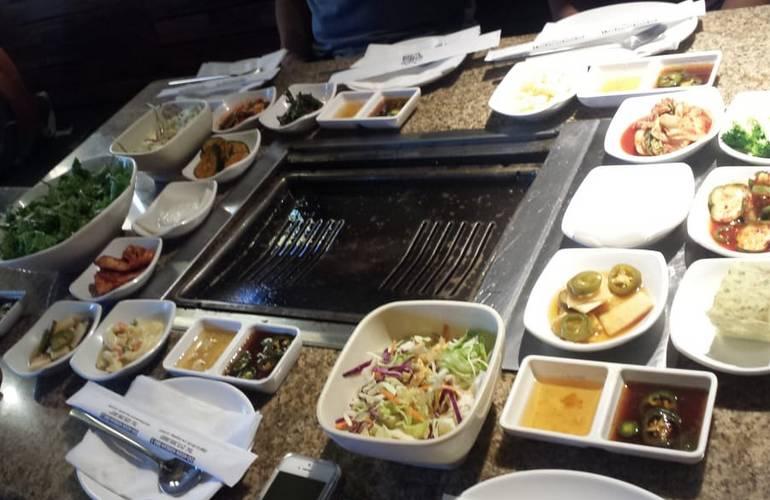 Koreatown Los Angeles Korean Barbecue