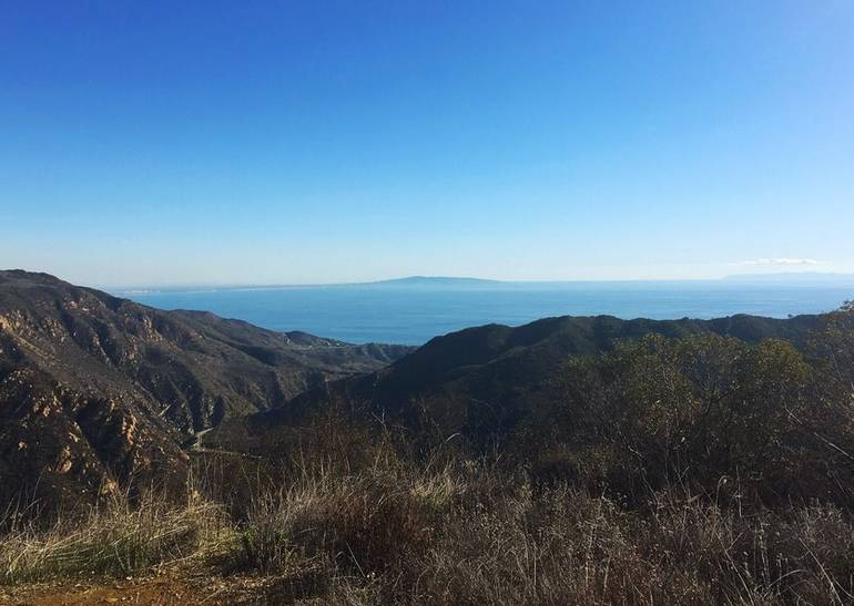 Backbone Trail Malibu
