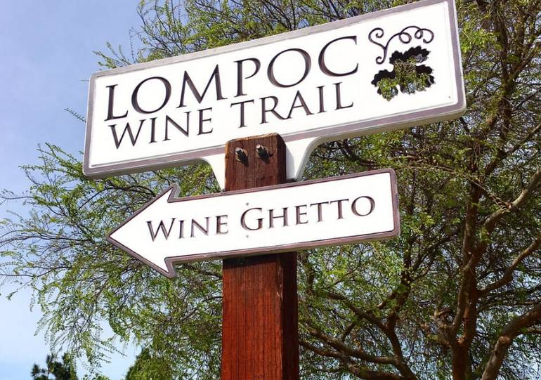 Lompoc Wine Ghetto