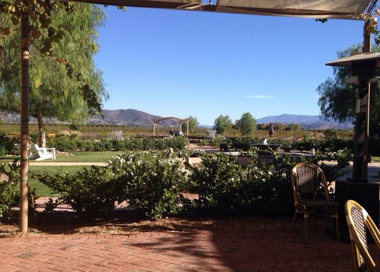 Ponte Family Estate Winery Temecula California
