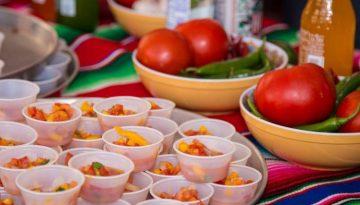 Oxnard Salsa Festival Food, Music and Dance