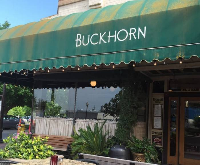 Buckhorn Steakhouse Winters CA