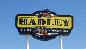 Hadley Fruit Orchards Cabazon California