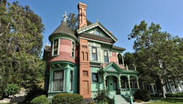 Southern California Historic Places Landmarks and Sites