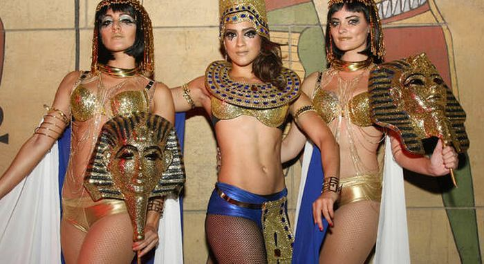 Halloween Party at Egyptian