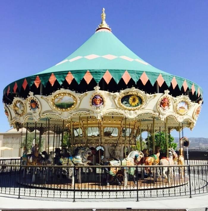 Great Park Irvine Carousel