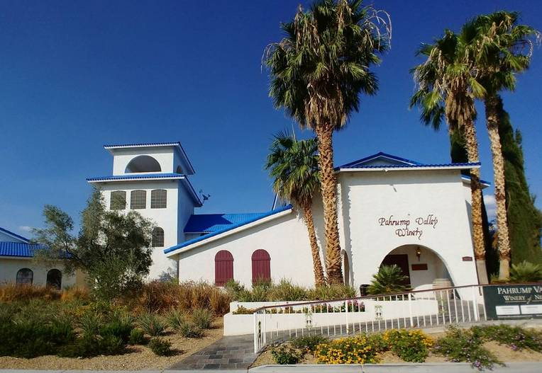 Pahrump Valley Winery Day Trip
