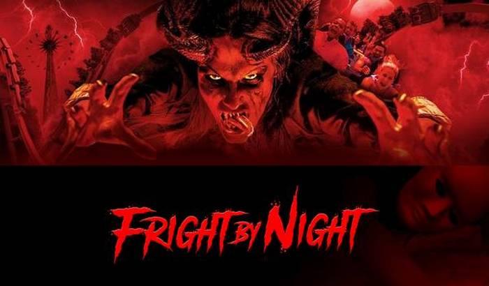 Six Flags Magic Mountain Fright Night