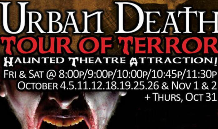 Urban Death Tour Haunted Theater Attraction