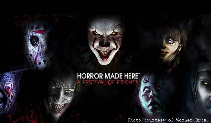 Warner Bros. Studio Halloween Event
