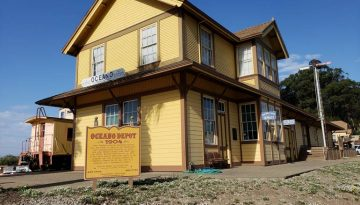 Oceano Train Depot and Railroad Museum Oceano California