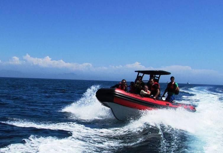 Rosarito Beach Banana Boat Rides