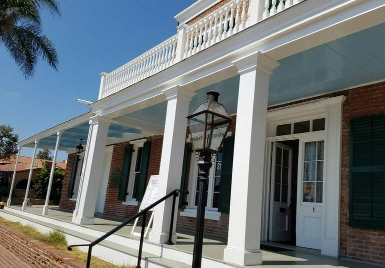 Whaley House Museum San Diego