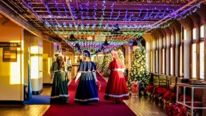 Queen Mary Christmas Long Beach
