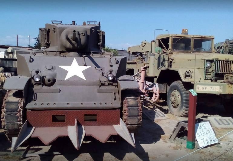 Tankland American Military Museum