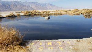 Dirty Sock Hot Spring Owens Lake California