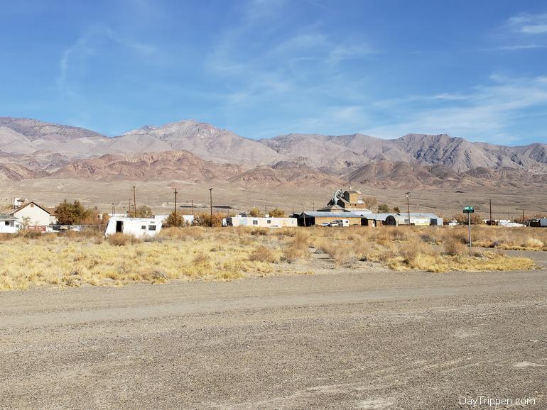 Keeler Ghost Town Owens Valley California