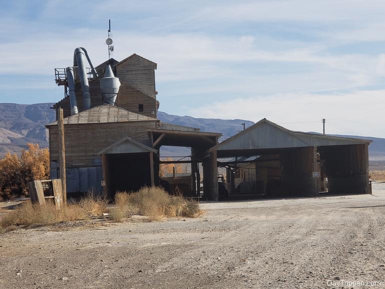 Sierra Talc Company Mill Keller California 2018