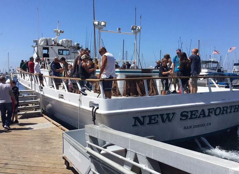 Seaforth Sportfishing San Diego