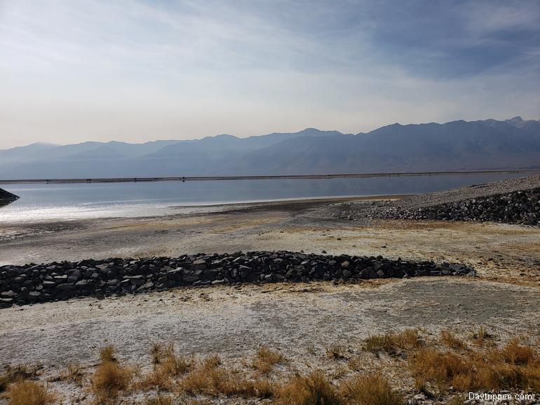 Restored Owens Lake California