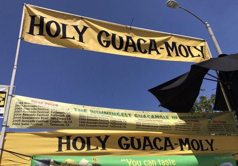 Holy Guaca-Moly
