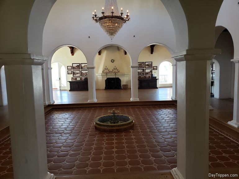 Casa Romantica Main Salon