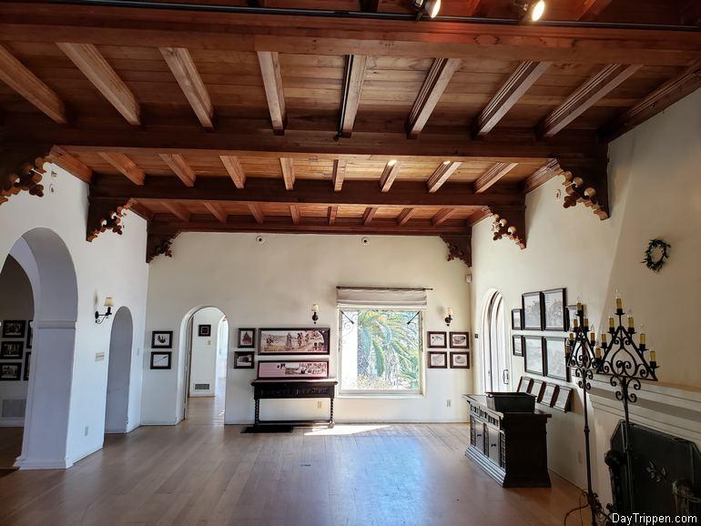 Ole Hansen Mansion San Clemente