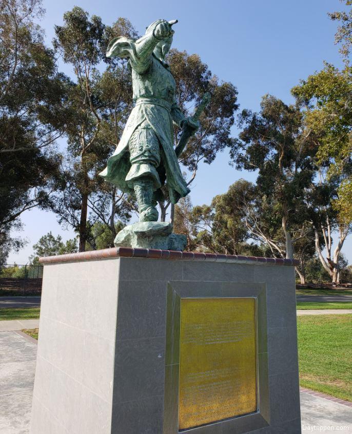 General Trần Hưng Đạo Statue