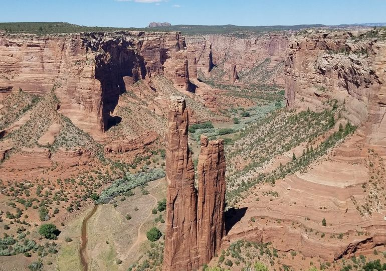 Canyon De Chelly National Monument Northern Arizona