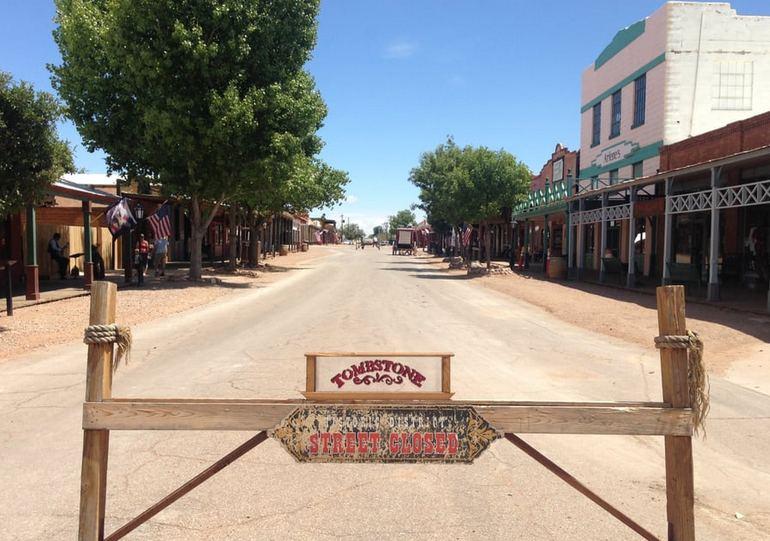 Old Tombstone Arizona