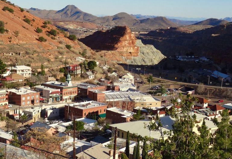 Bisbee Arizona Day Trip