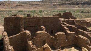 Chaco Canyon Historical Park New Mexico Day Trip