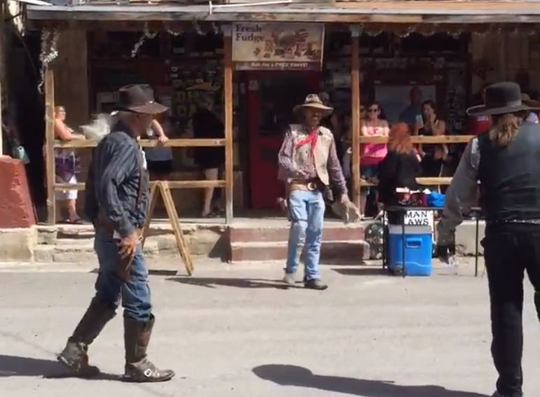 Oatman Outlaw Shootout
