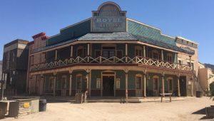 Old Tucson Western Town Arizona Day