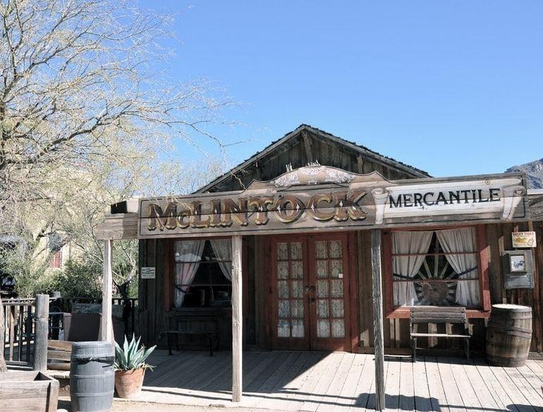 McLintock Mercantile