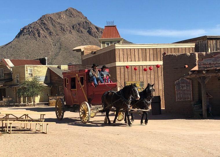 Stagecoach Adventures Tucson
