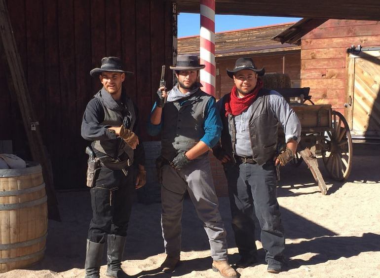 Old West Shows