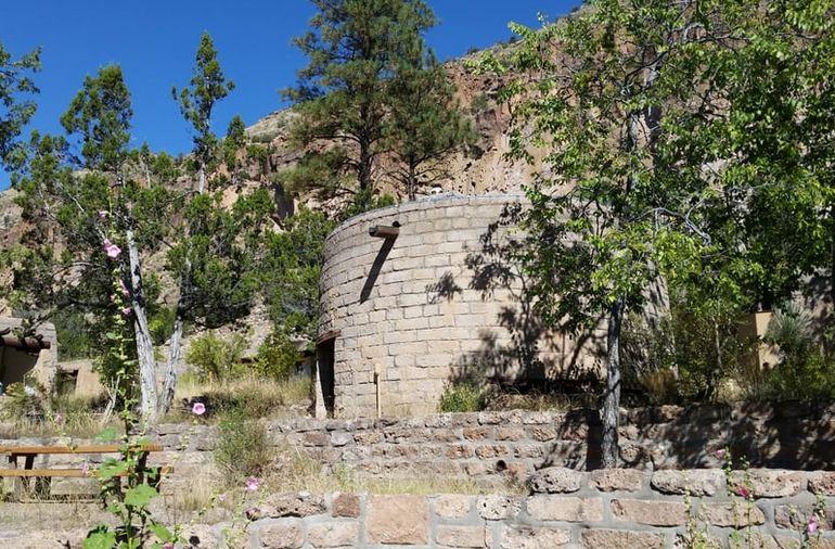 Bandelier National Monument Visitor Center
