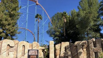Magic Mountain Los Angeles