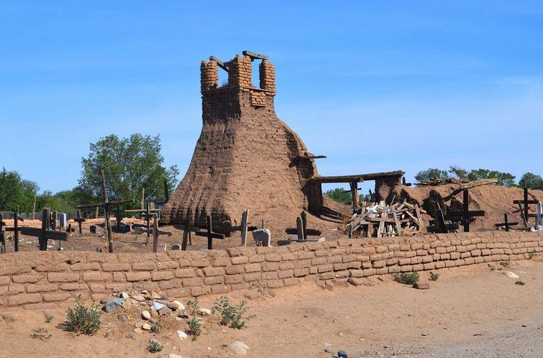 Spanish Mission Ruins