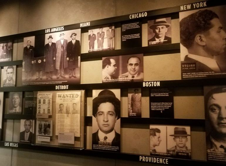 Organized Crime Exhibit