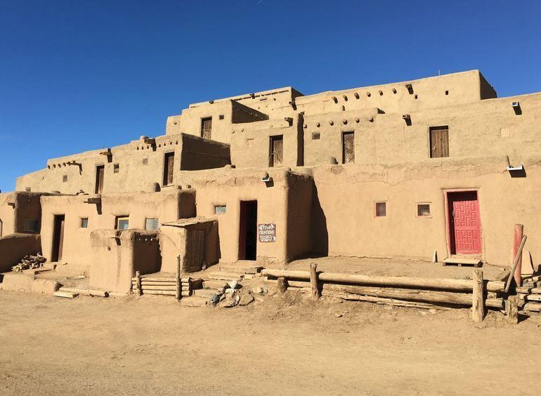 Taos Pueblo New Mexico Day Trip