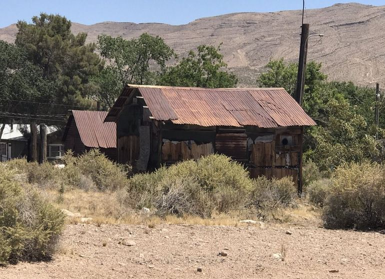 Old Miners Shack