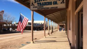 Old Tombstone Arizona Day Trip