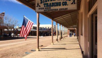 Old Tombstone Arizona Day Trip