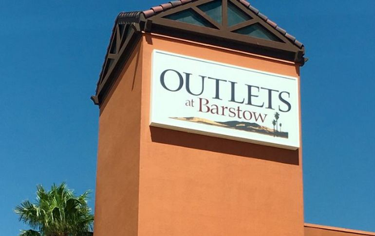 The Outlets at Barstow Factory Stores