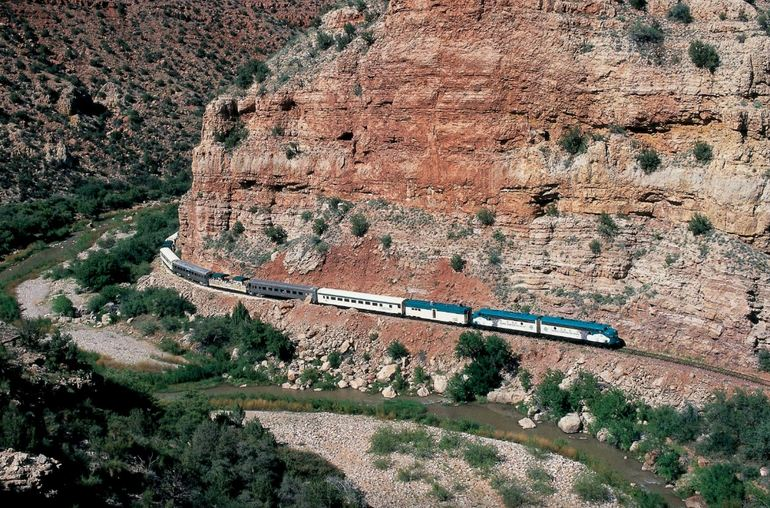 Verde Canyon Train Excursion Arizona