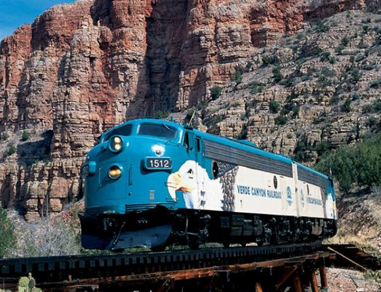 Verde Canyon Railroad Clarkdale