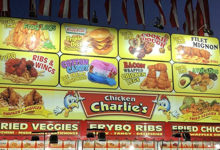 Chicken Charlie's